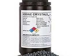 Йод кристаллический 99,9%