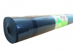 Йогамат коврик для фитнеса и йоги METR+ EVA (Черный) (0380-1D)