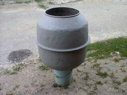 Ёмкость / груша / бак для бетономешалки/растворомешалки