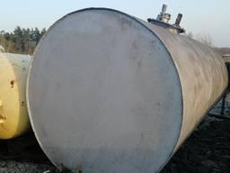 Ёмкость металлическая, резервуар, бочка от 1 до 100 м3