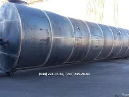 Металлические емкости 5 - 100 м3