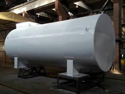 Ёмкости под ГСМ. Резервуары для хранения нефтепродуктов