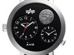 Юбилейные часы на 50-летие компании Alpha Industries