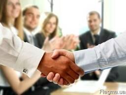 Юридическое и бухгалтерское сопровождение Вашего бизнеса.
