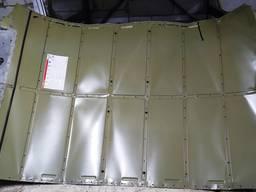З/ч Тесла. Лист защитный металлический корпуса основной бата
