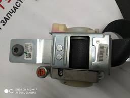 З/ч тесла. ремень безопасности передний водительский (usa)