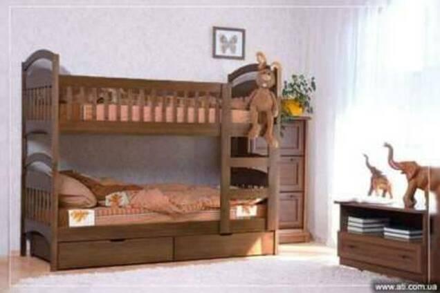 За 4160 грн. - двухъярусная кровать Карина с матрасами