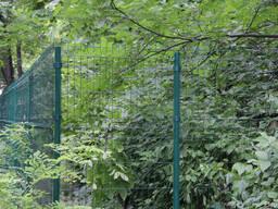 Забор (еврозабор - сварная панель) Техна-Эко 2030х2500 мм