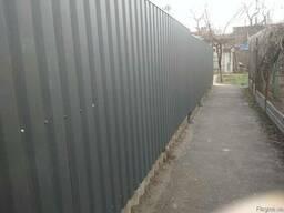 Забор из профнастила Черкассы