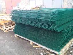 Забор из сетки высотой от 1, 2м, со склада в Киеве