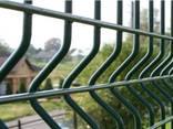 Забор из сетки высотой от 1,2м, со склада в Киеве - фото 2