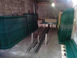 Забор из сетки высотой от 1, 2 м, со склада в Одессе
