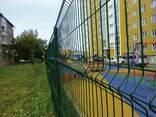 Забор из сетки высота-1.53 метра купить по минимальной цене - фото 3