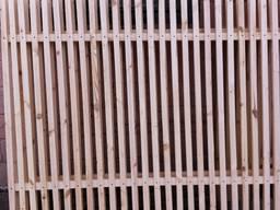 Рейка деревянная монтажная 30*40 мм сосна.