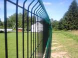 Забор из Сварной Сетки Рубеж Монтаж Одесса и область - фото 3