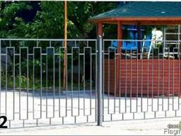 Забор от производителя