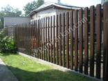 Забор, сетка, безопасность кровли, двери, ограждения - фото 5