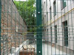 Забор из сетки - фото 2