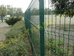 Забор из сетки - фото 3