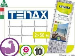 Заборная пластиковая сетка Millenium Tenax 2х50 м