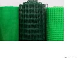 Заборные пластиковые сетки