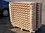 Заборы, деревянные заборчики , палисадники, ограждения для клумб, штахетник - фото 2