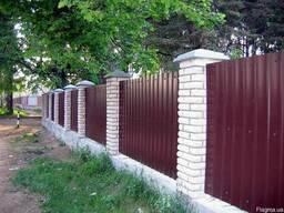 Заборы изготовление Донецк