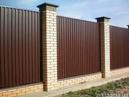 Заборы, ограждения ворота