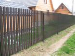 Заборы, ворота, калитки Черкассы - фото 2