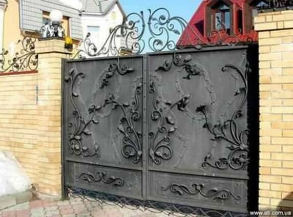 Заборы, ворота любой сложности