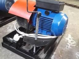 Зачисной станок для профтрубы 1. 5 кВт