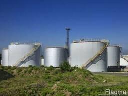 Зачистка и дегазация резервуров от нефтепродуктов