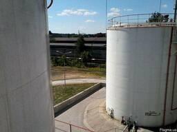 Зачистка резервуаров Резервуары зачищаются химико-механизиро