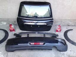 Задние фонари бампер крышка багажникa Mini Cooper б/у