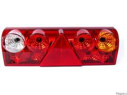 Задние фонари на грузовики и прицепы