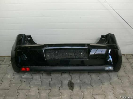 Задний бампер б/у Citroen C4 2007-2013