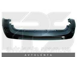 Задний бампер Renault Logan MCV 06-08 (FPS)