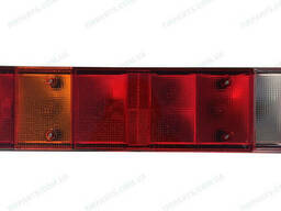 Задний фонарь правая (R)Scania P, G, R, T (1504609 |. ..