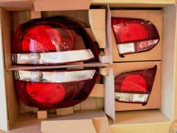 Задний фонарь Volkswagen Golf 6 фонарь Фольксваген Гольф 6