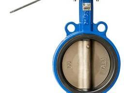 Задвижка Баттерфляй Ду 150 нержавеющий диск MIV