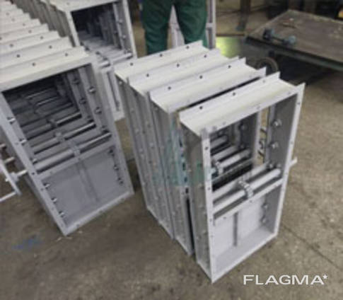 Засувка рейкова електрична ТЗЕ 200 , 300 , 400