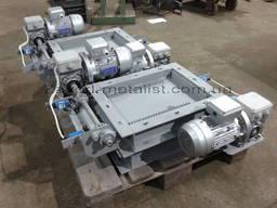 Задвижка (засувка) реечная 400*400 з мотор-редуктором0,37кВт