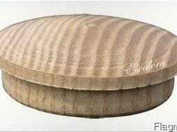 Заглушка деревянная Ø 25