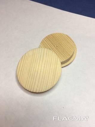 Заглушки деревянные от производителя