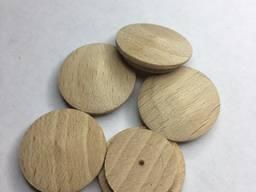 Заглушки деревянные от производителя - photo 2