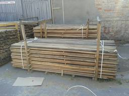 Заготовка дерев'яна кругла.