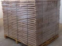 Заготовка дубова 30х80х370/470/520