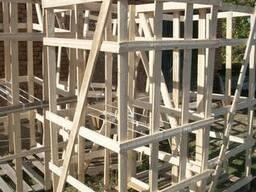 Заготовка для ящиков под дрова 2-3 сорт.