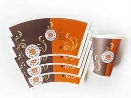 Заготовки для бумажных стаканов