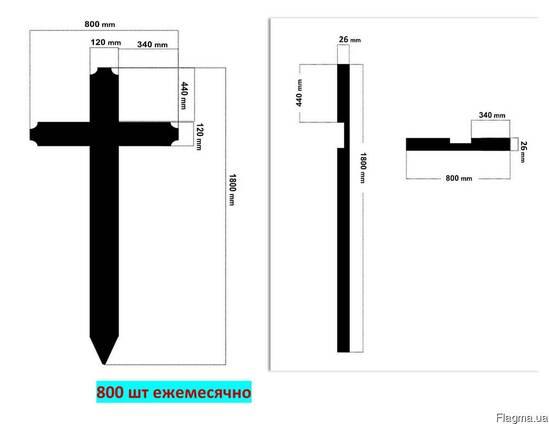 Заготовки для крестов
